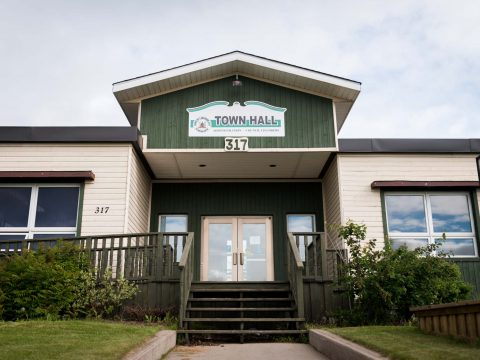 labrador-west-labrador-city-wabush-town-hall-entrance