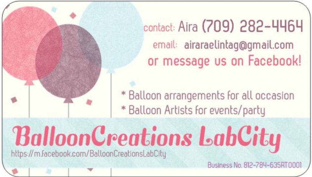 BalloonCreations LabCity